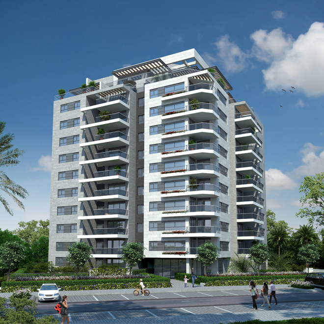 Zerubavel complex, Herzliya